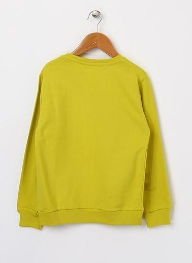 Funky Rocks Sweatshirt Sarı